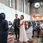 3 devine-bride-wedding-planner-east-london-dilston-grove-dry-hire-warehouse-wedding-ceremony