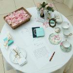 1 styled-shoot-wedding-styling-modern-english-rose-gaynes-park-tea-set