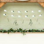 11 styled-shoot-wedding-styling-modern-english-rose-gaynes-park-wedding-table-plan-greenery