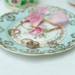 3 styled-shoot-wedding-styling-modern-english-rose-gaynes-park-tea-set-gold-rings