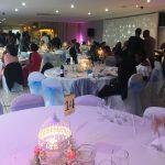 7 middlesex-cricket-club-wedding-north-london-starlight-backdrop-birdcages
