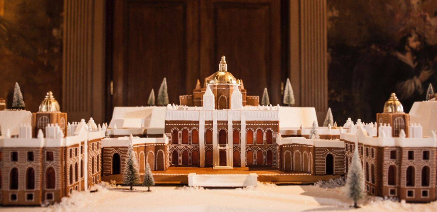 Gingerbread Castle Howard (photo credit Nathan Pask)