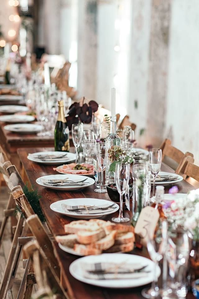 13 devine-bride-wedding-planner-east-london-dilston-grove-dry-hire-warehouse-wedding-urban-church-place-setting