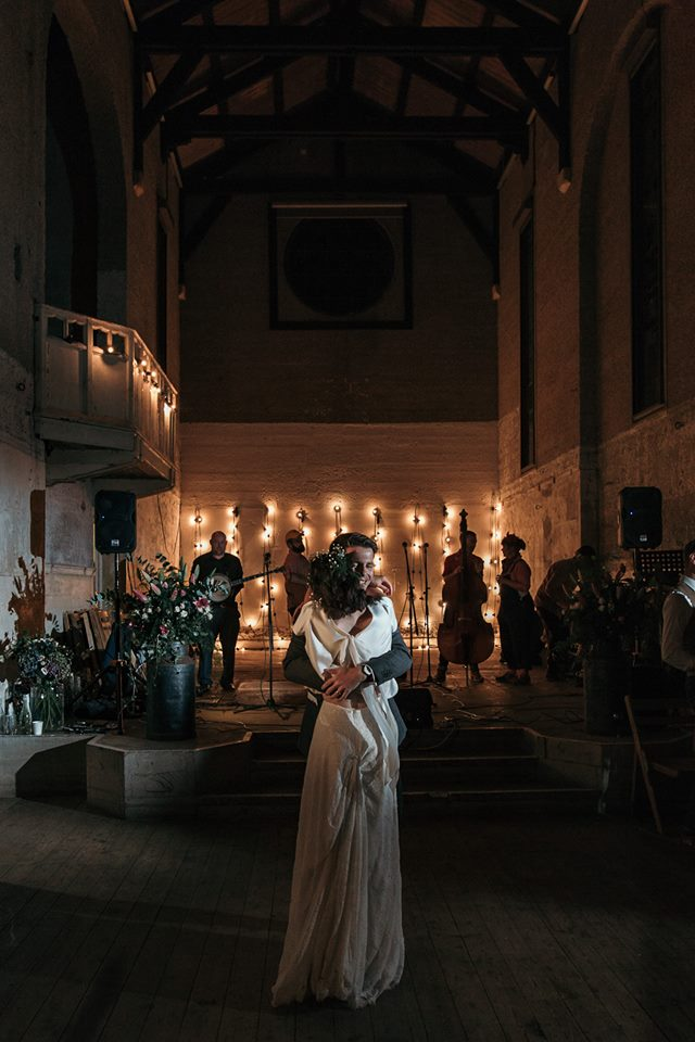 15 devine-bride-wedding-planner-east-london-dilston-grove-dry-hire-warehouse-wedding-urban-church-first-dance