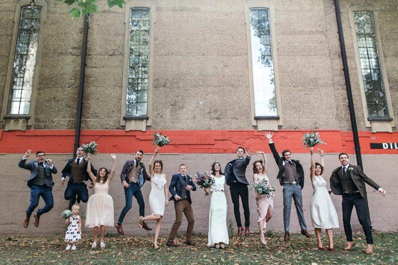 8 devine-bride-wedding-planner-east-london-dilston-grove-dry-hire-warehouse-wedding-urban-couple-portrait