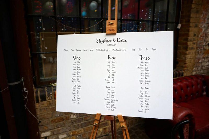 Table plan suitcases 1 islington-metal-works-wedding-angel