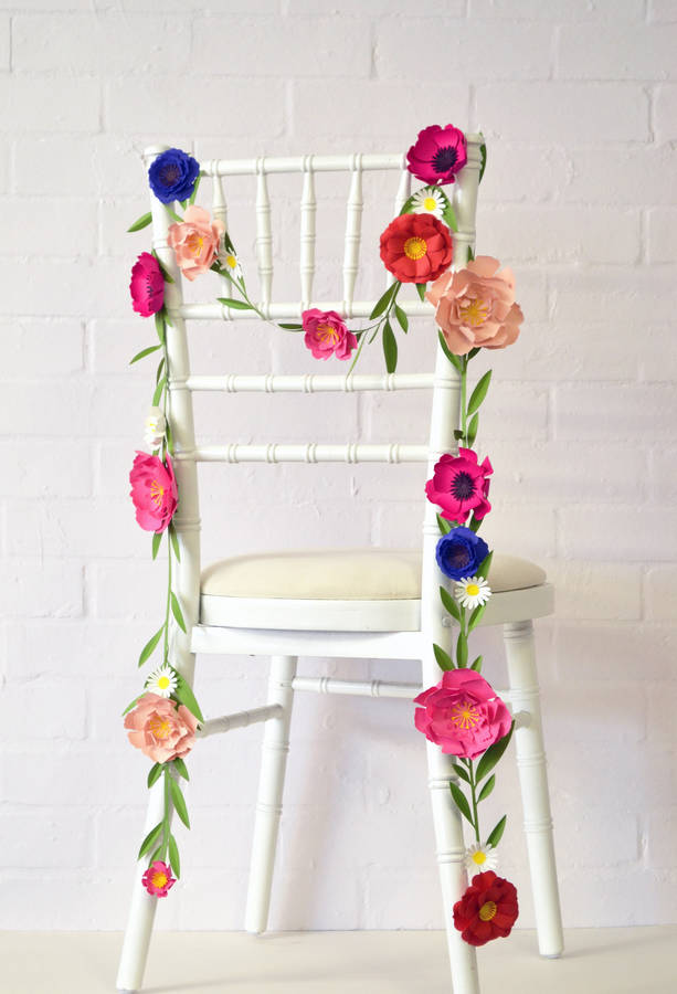 Flower Craft Ideas For Weddings