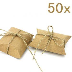 Favour Confetti Box x 50