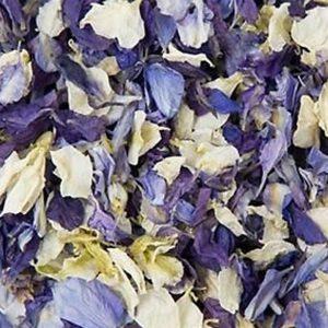Natural Confetti Lilac + White 1L