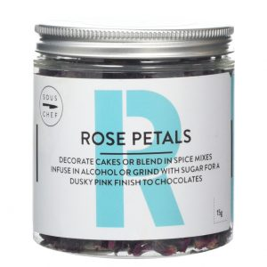 Pink Edible Rose Petals x 15g
