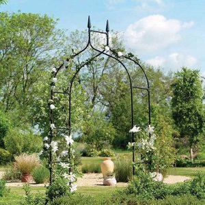 Gothic Flower Arch