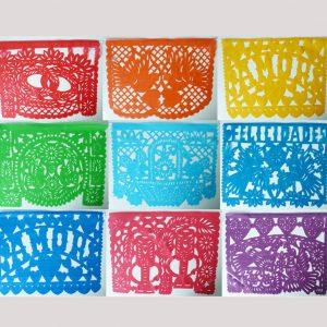 Colour Amor Papel Picado x 18ft
