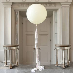 Tassel Tail Giant Balloon