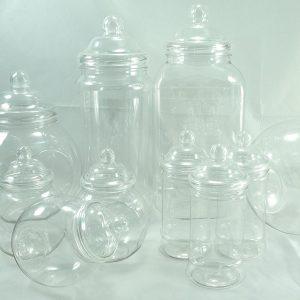 Sweetie Table Jars x 10