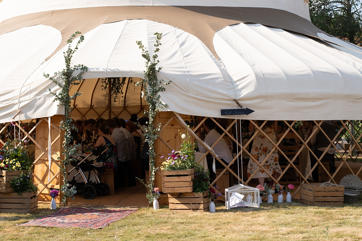 Yurt-wedding-tipi-wedding-marquee-wedding-dry-hire-wedding-east-london-boho-wedding-eucalyptus-arch