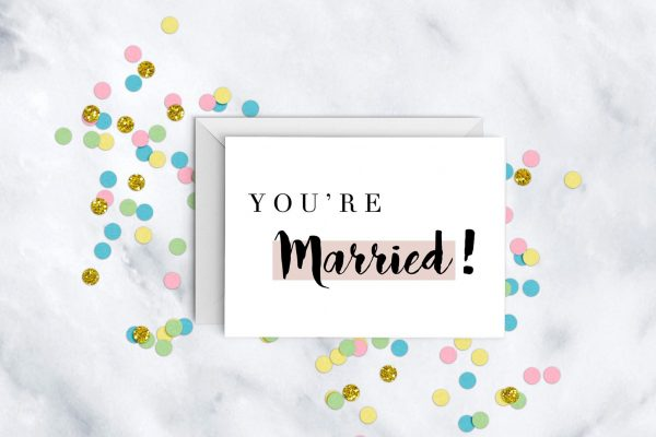 you're-married-greeting-card-wedding-card