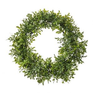 Artificial wreath – Greenery