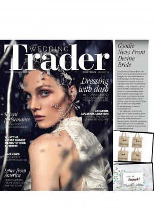 wedding-trader-magazine-January-2019-press-devine-bride