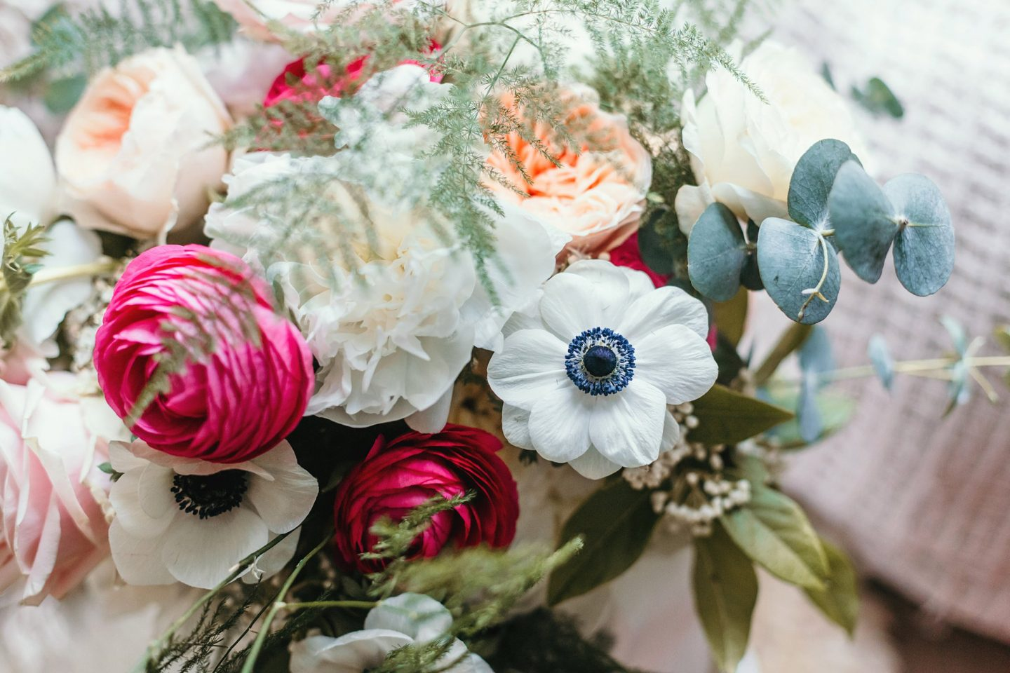 Wedding Checklist beautiful bouquet Emma Soulsby