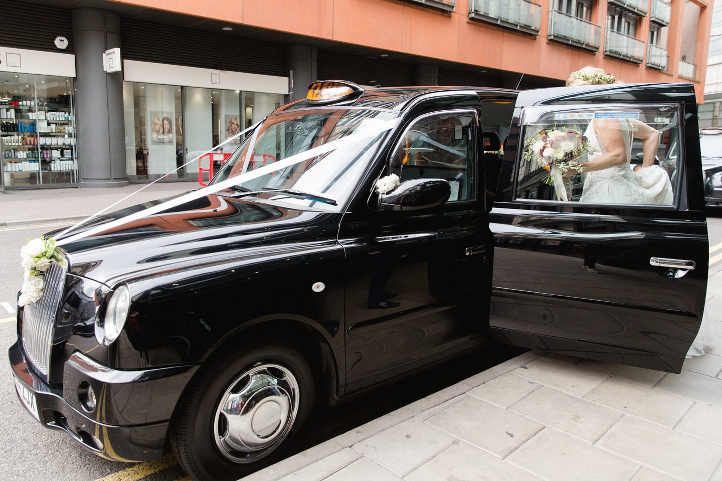 Wedding Checklist wedding taxi black London cab
