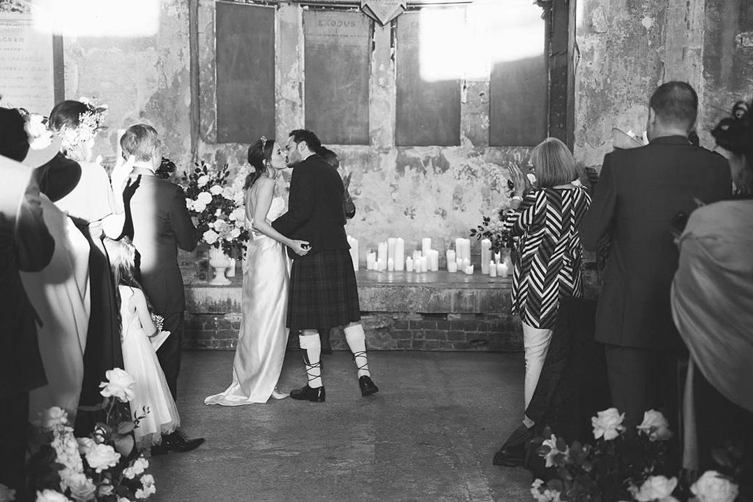 Devine Bride, City Wedding, UK Wedding Planner, Dave Watts Photography, St Johns Restaurant, London Wedding, The Asylum, Surrey Wedding Coordinator