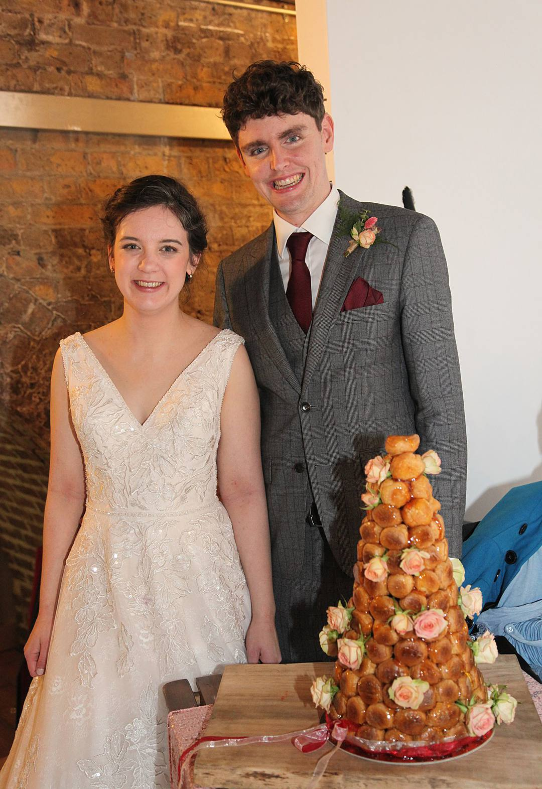 Louise Moule Photography, Crazy Golf, Profiterole Tower, Red London Bus Hire, Wedding Planner, City Wedding, Event Planner, London Wedding Planner, City Weddings, Devine Bride fun hackney wedding