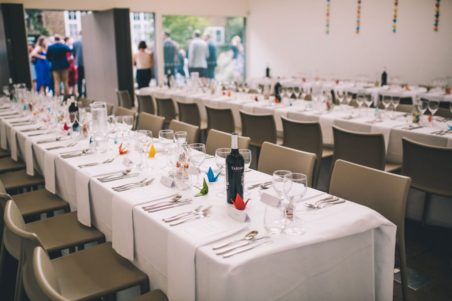 south london gallery wedding breakfast