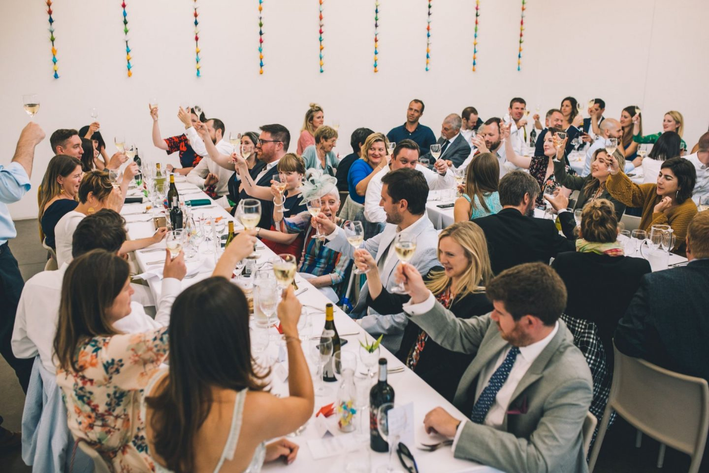south london gallery toasts and speeches