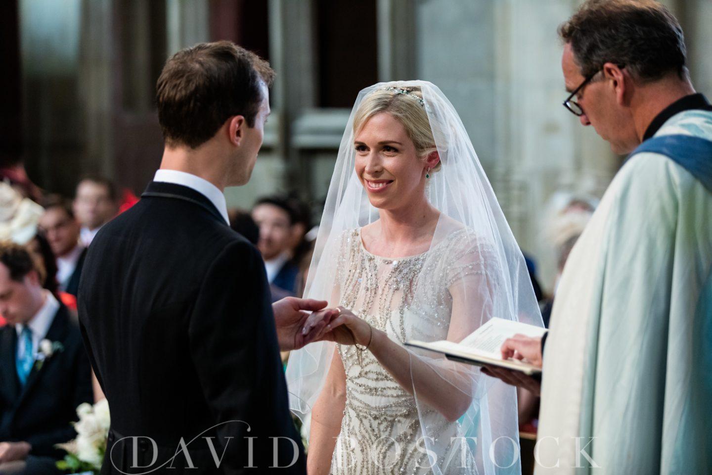 Eton College Chapel Wedding Bride + Groom