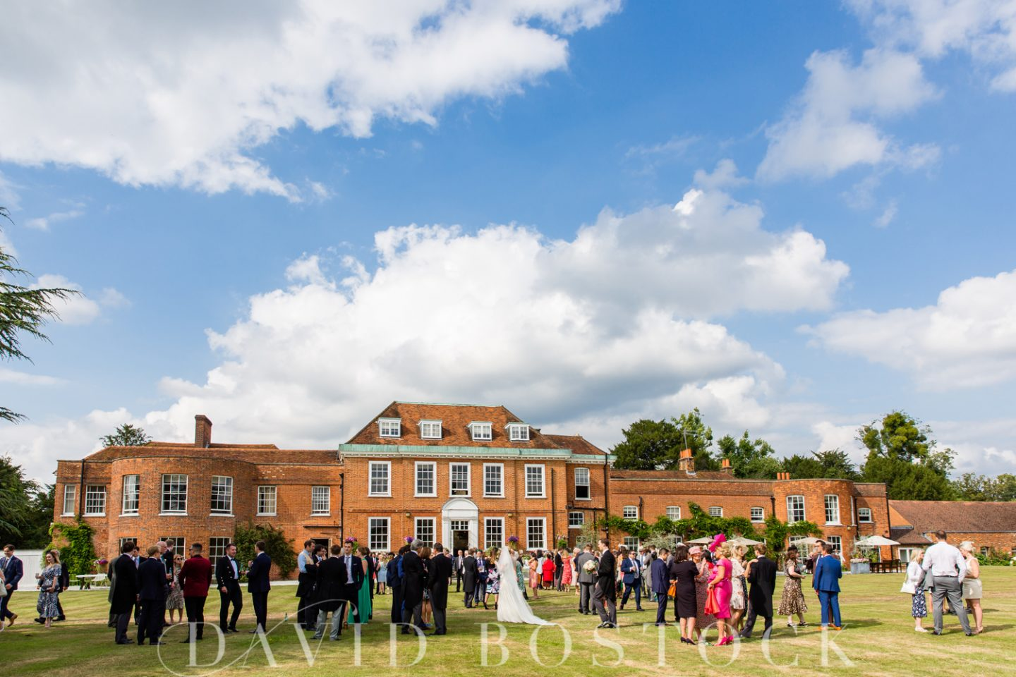 Stoke Place Hotel Wedding