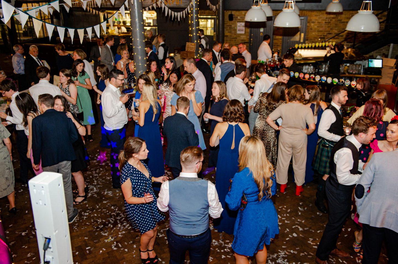 The Depot N7 London Pub Wedding