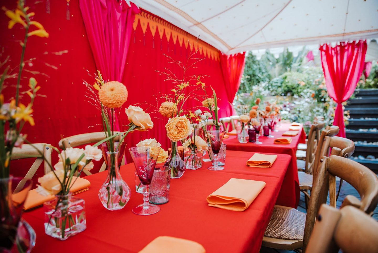 Things your guests don't care about - laura devine wedding planner napkins