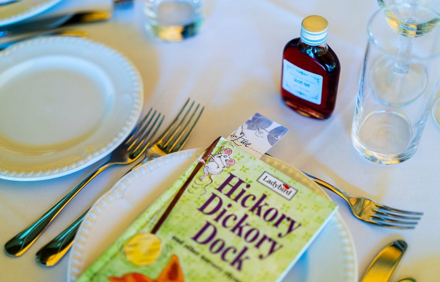 Things your guests don't care about - laura devine wedding planner favours