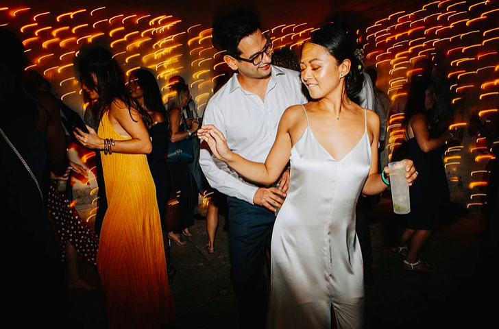 Things your guests don't care about - laura devine wedding planner wedding reception dance party first dance