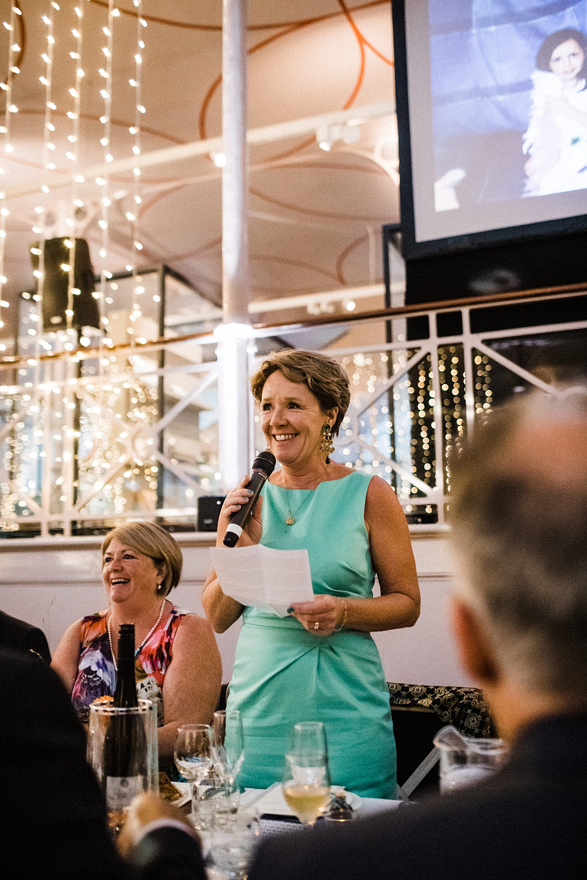 Ways to Include Your Mum in Your Wedding - mother of the bride speech