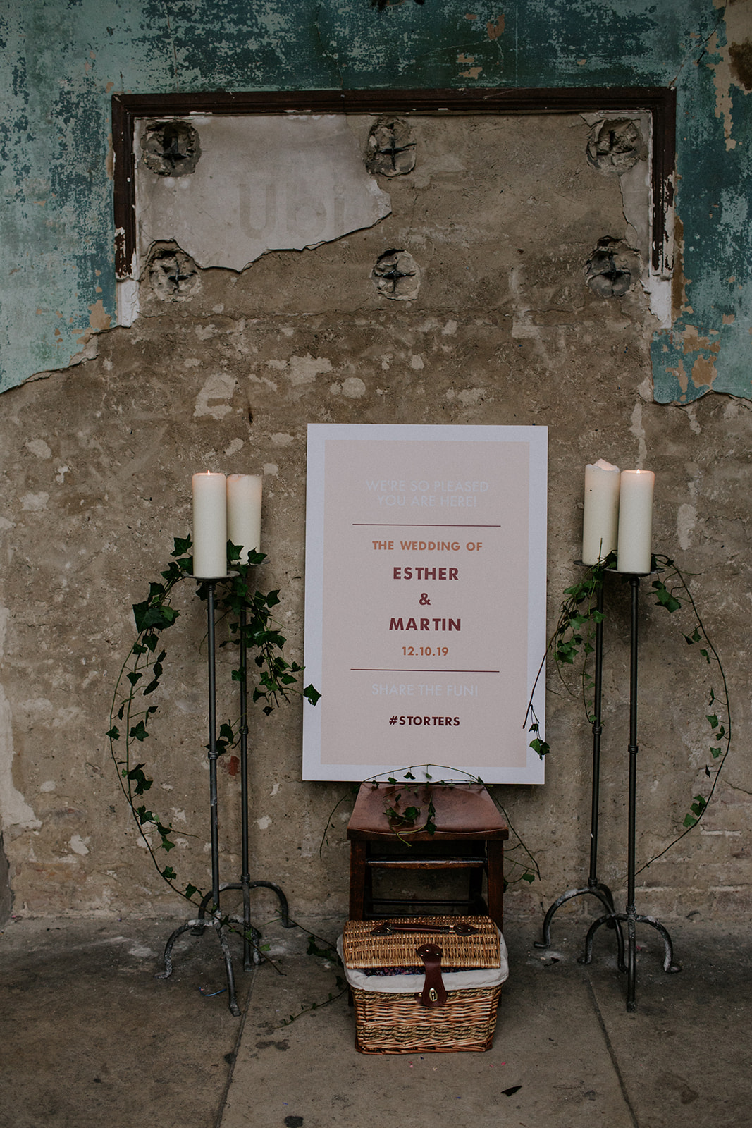 The Asylum Chapel Wedding